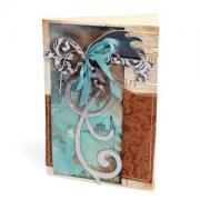 Key & Flourish Card