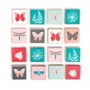 Tiny Nature Memory Tile Game