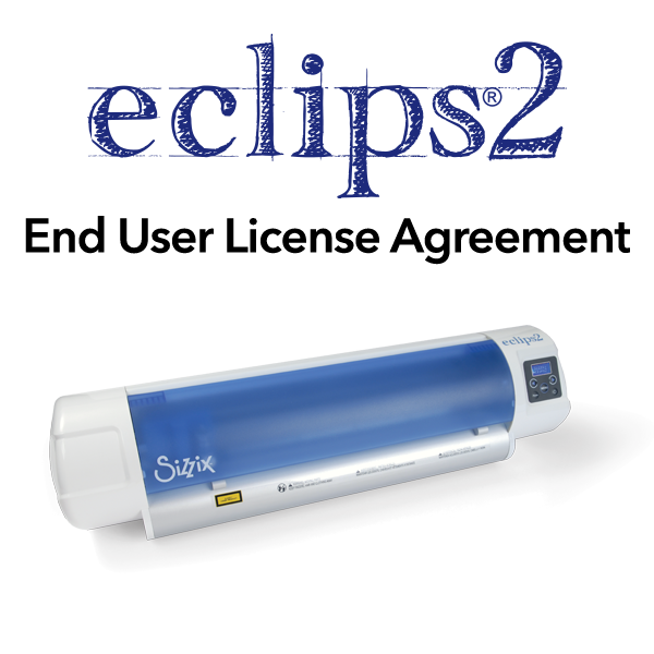 eclips2 End User License Agreement