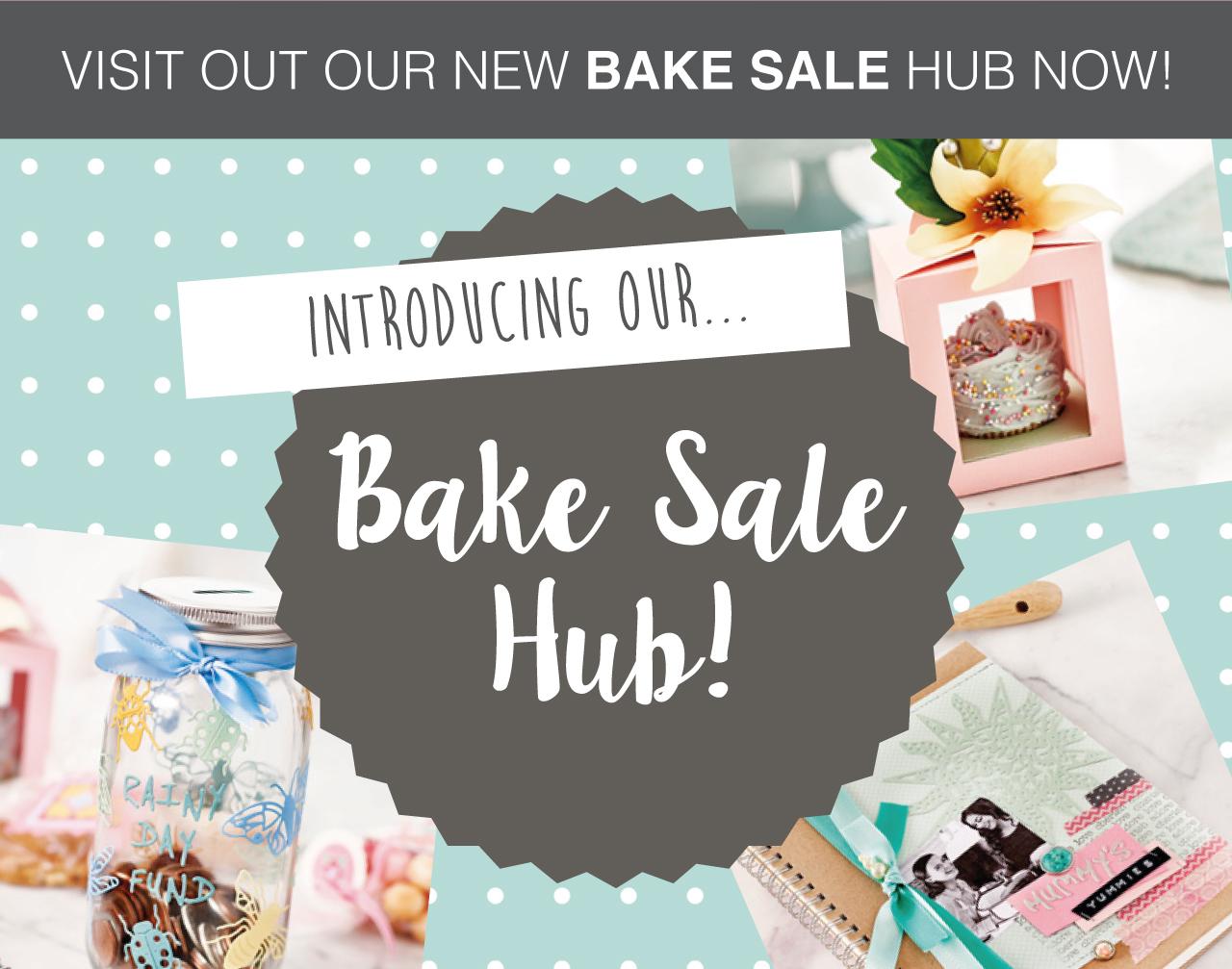 Bake Sale Hub