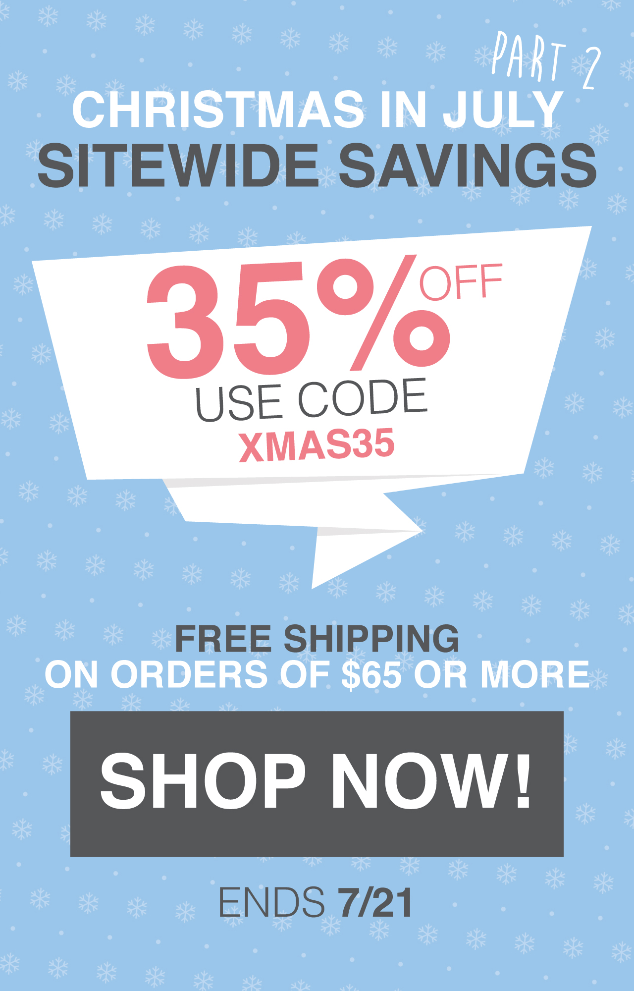 Up to 65% off!