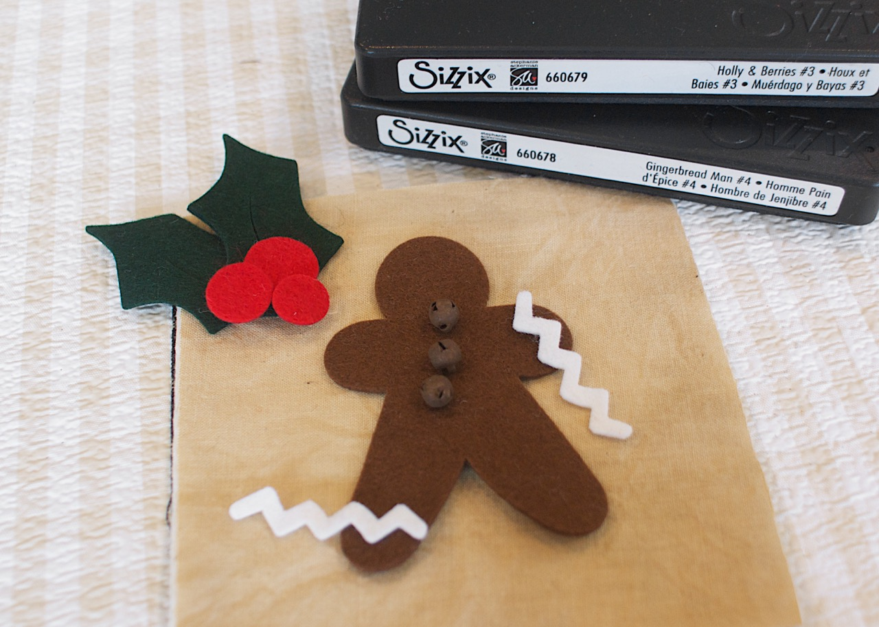 Gingerbread Man Pillow Tuck: A Festively Fun DIY