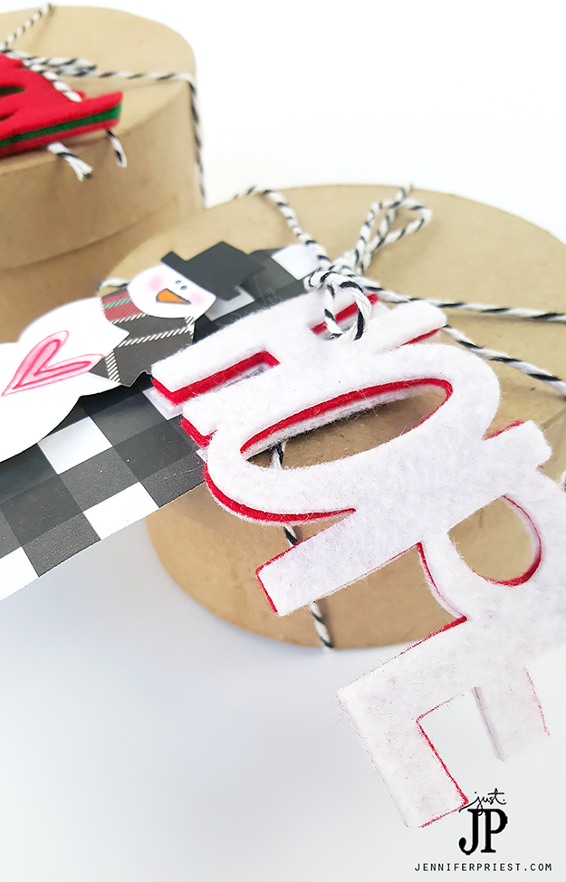 Holiday Gift Wrap DIY: Add Some Snowman Fun To Your Gifts