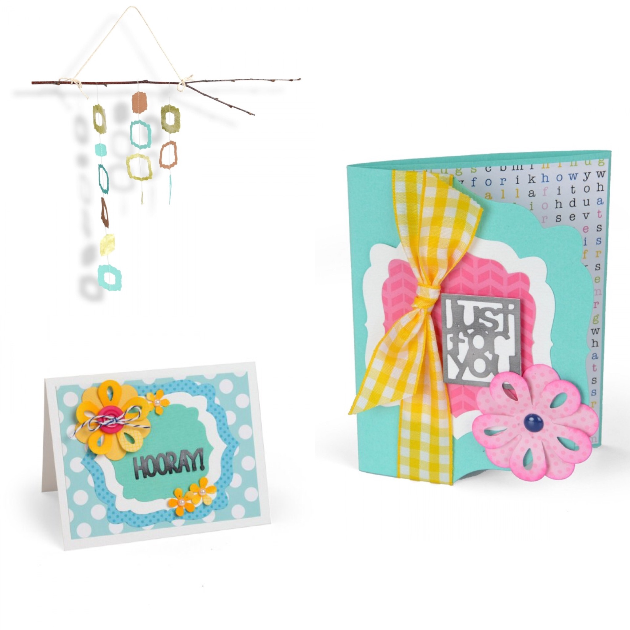 Stephanie Barnard's Newest Collection: Available Now At Sizzix.com