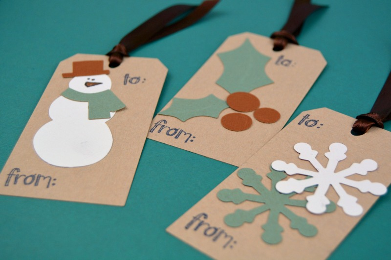 Holiday Gift Tags DIY To Add A Handmade Touch To Your Gift Wrapping
