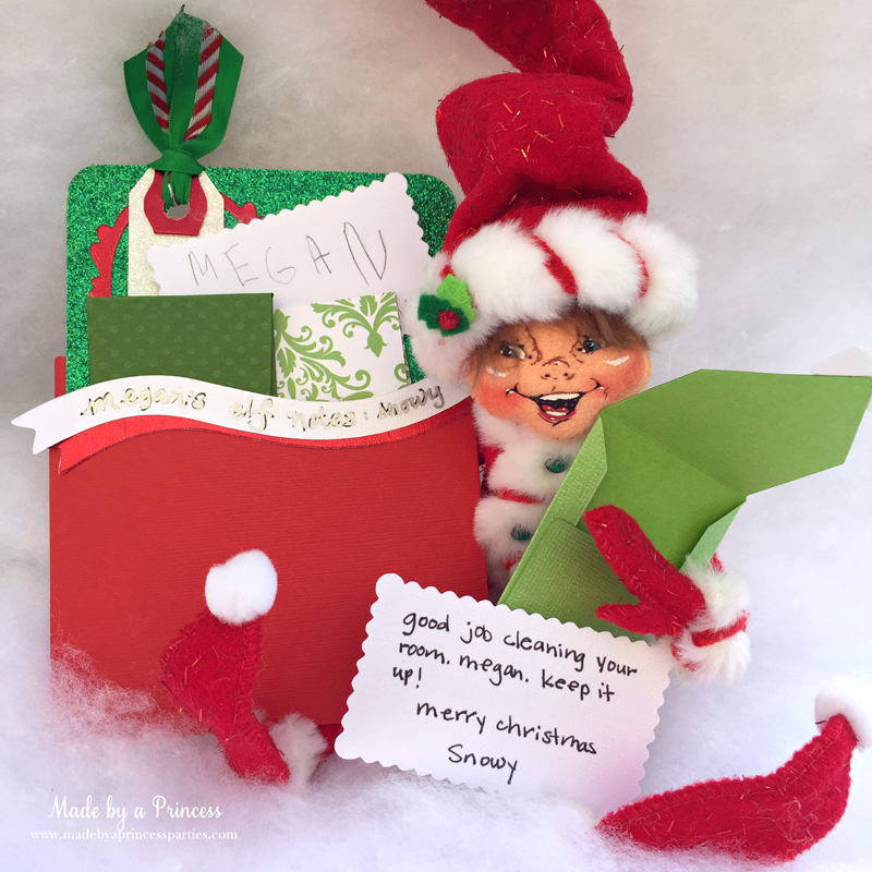 Elf Notes: A Sizzix Tradition Full of Family Fun