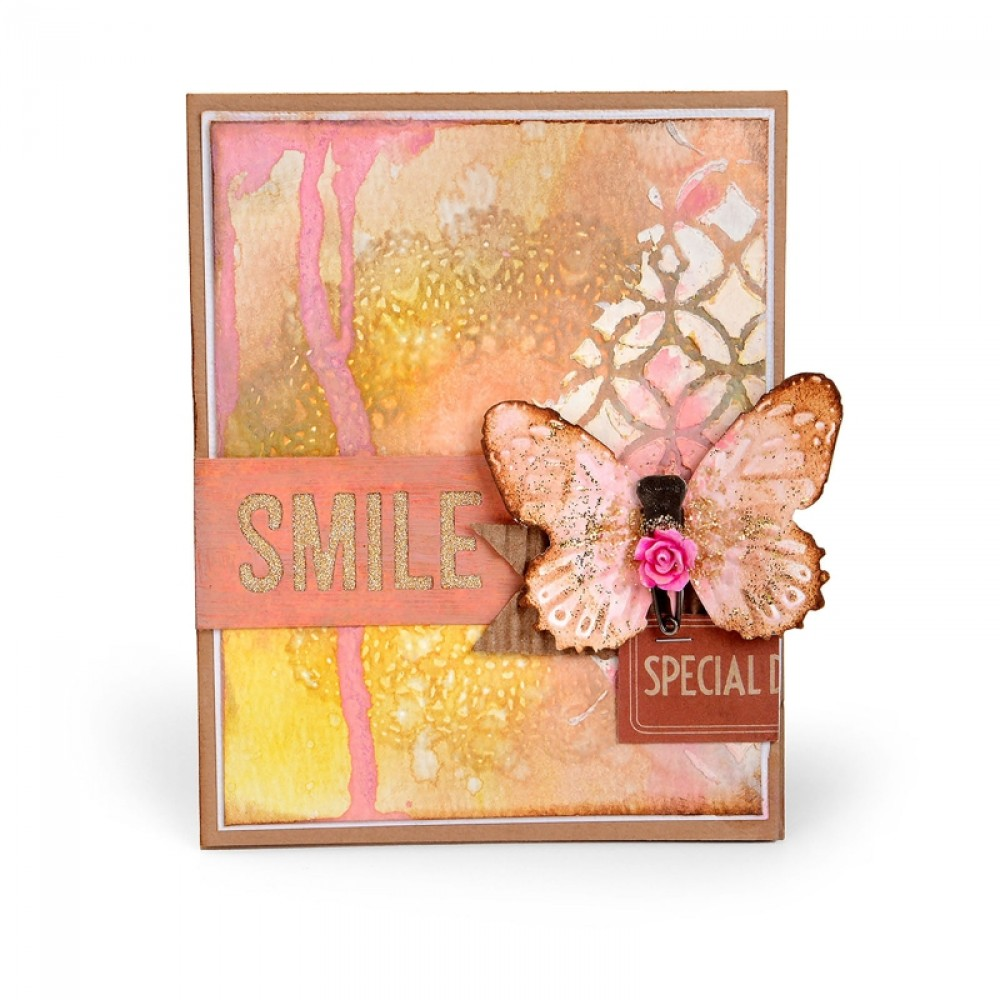 Tim Holtz's Paper Punches: A Crafting Necessity for Adding The Perfect Touch