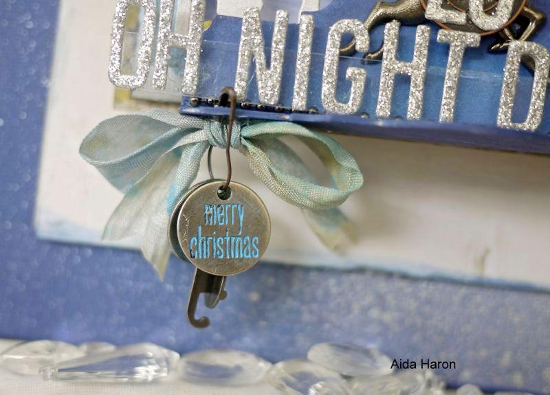 Christmas Décor: Oh Night Divine DIY
