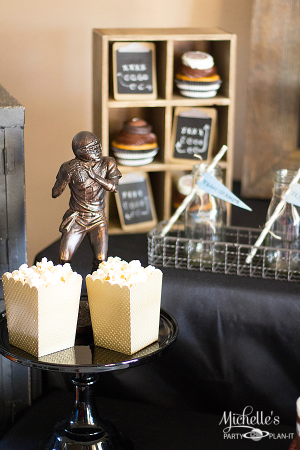 Sizzix Inspiration: DIY Football Party