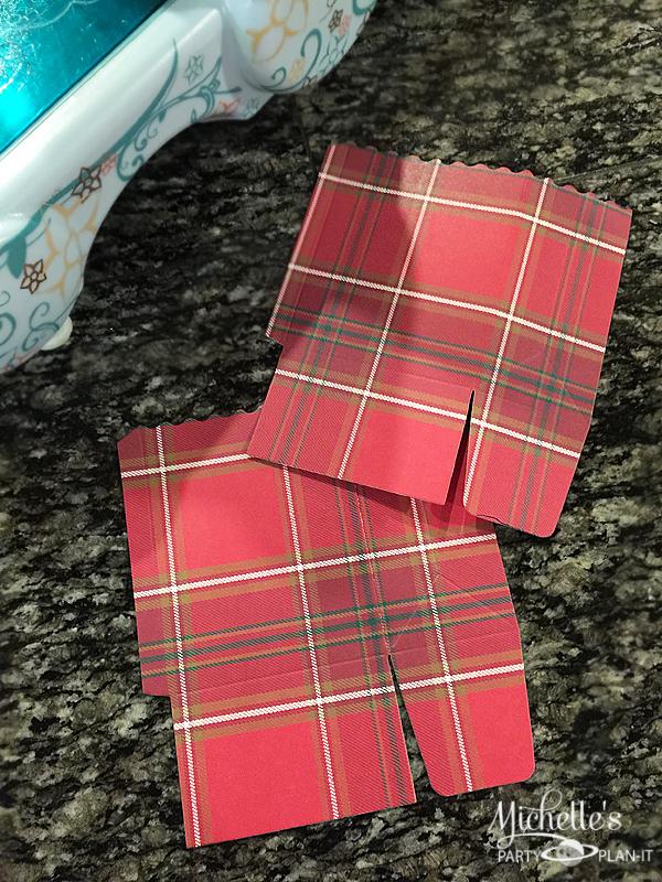 Christmas Gift Bag: A Christmas Day Crafting DIY
