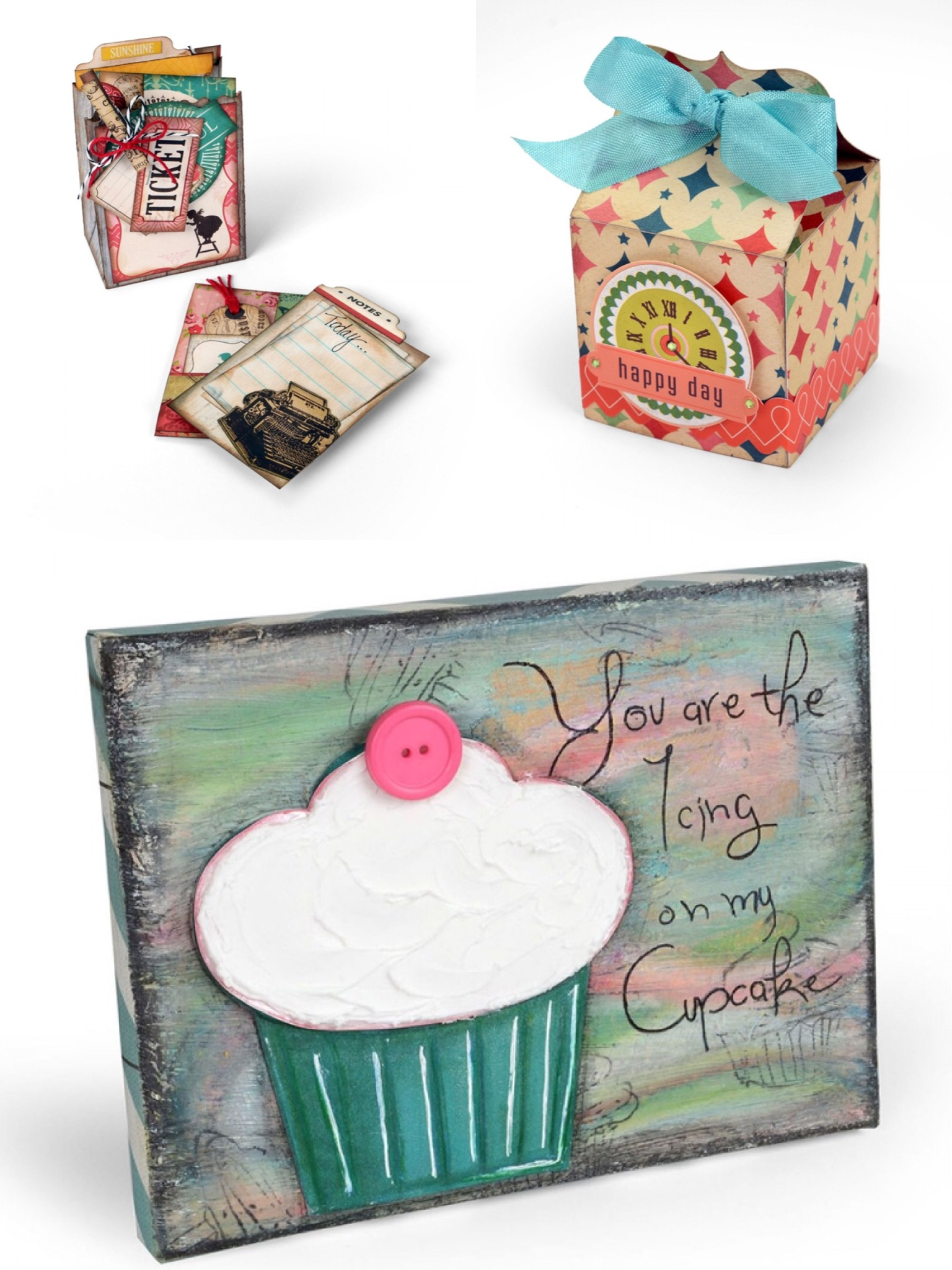 Now Available At Sizzix.com: Lori Whitlock's New Collection
