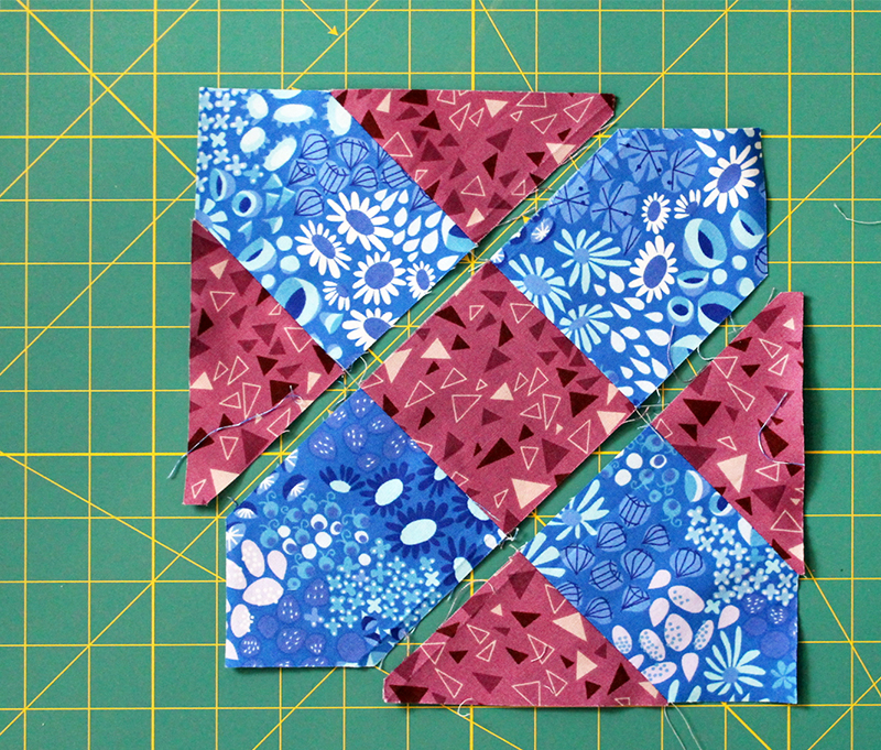 Quilt Block: Rock The House With This DIY