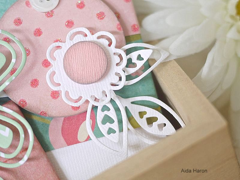 Note Card Makes: A Sweet and Flowery DIY