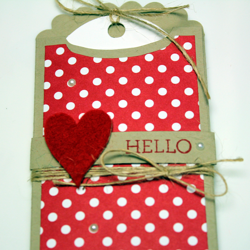 Note Holder DIY: A Simple and Fun Way To Share The Love!
