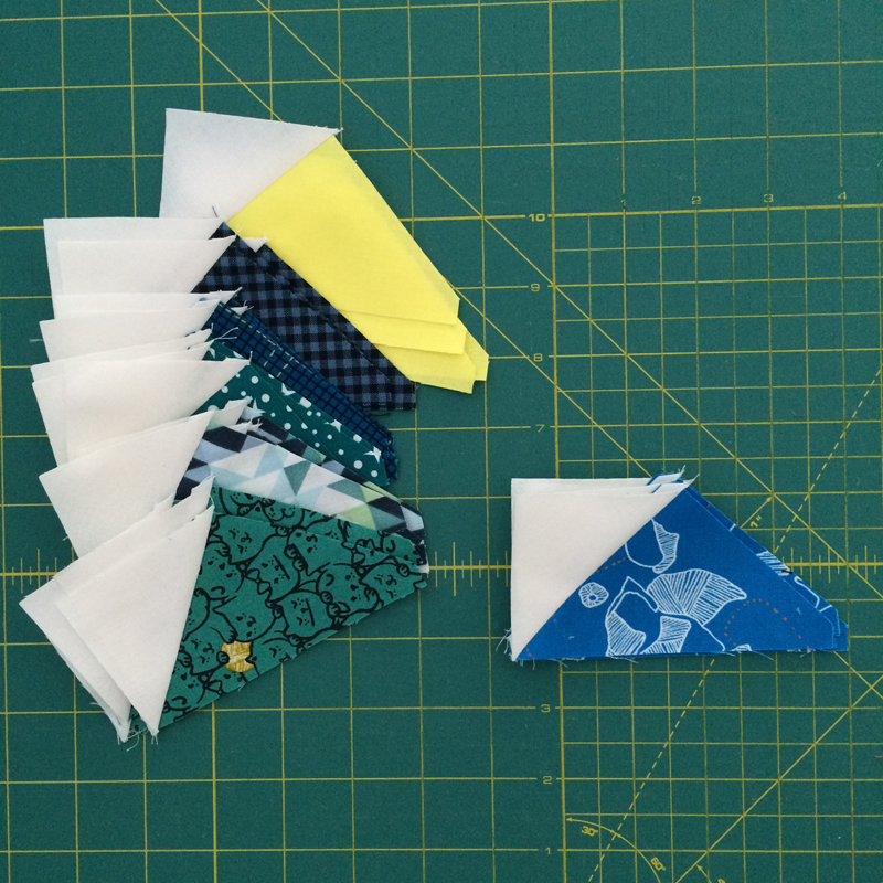 Flying Geese Block: A Colorful Quilting DIY