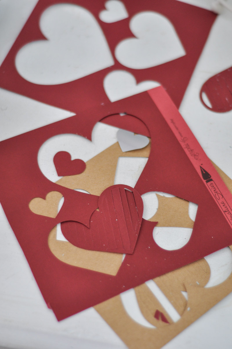 Valentine Cards Make: Stitched With Love