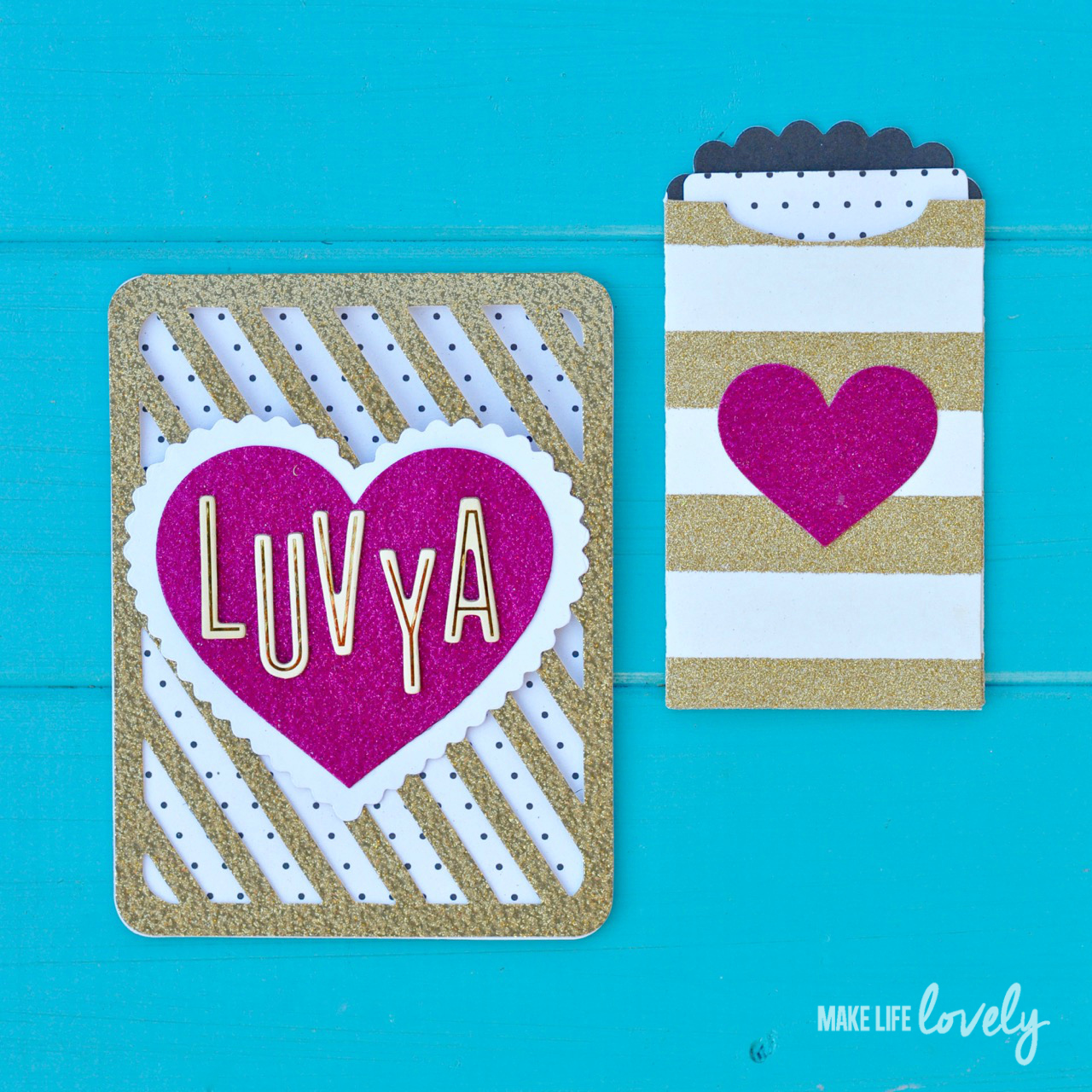 Valentine's Day Cards by Make Life Lovely 2