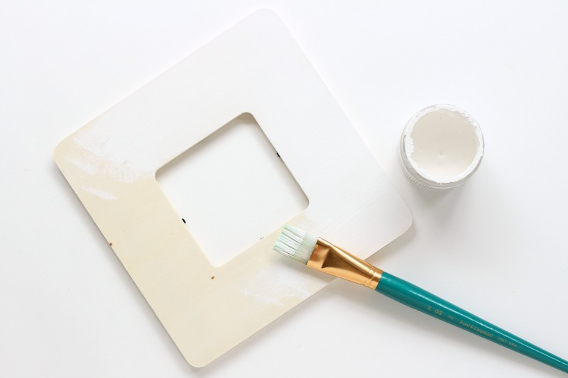 Photo Frame: A Wonderful Watercolor DIY