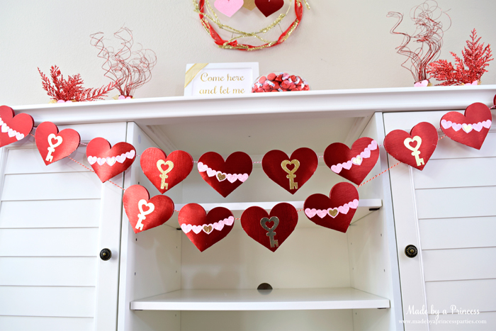 Valentine's Day Countdown: A Sweet Banner From The Heart