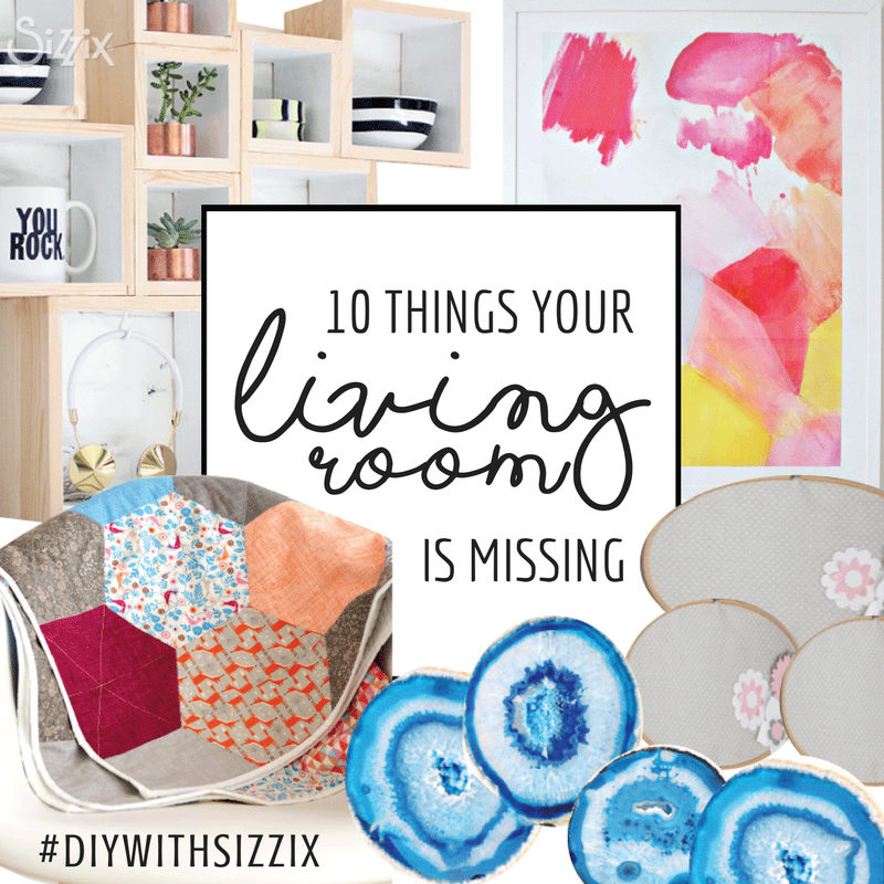 10 Things Your Living Room Is Missing