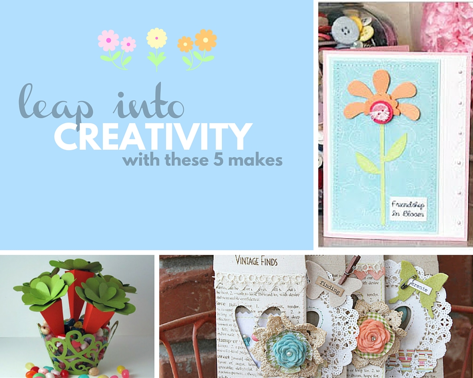Leap Into Creativity With These 5 Makes