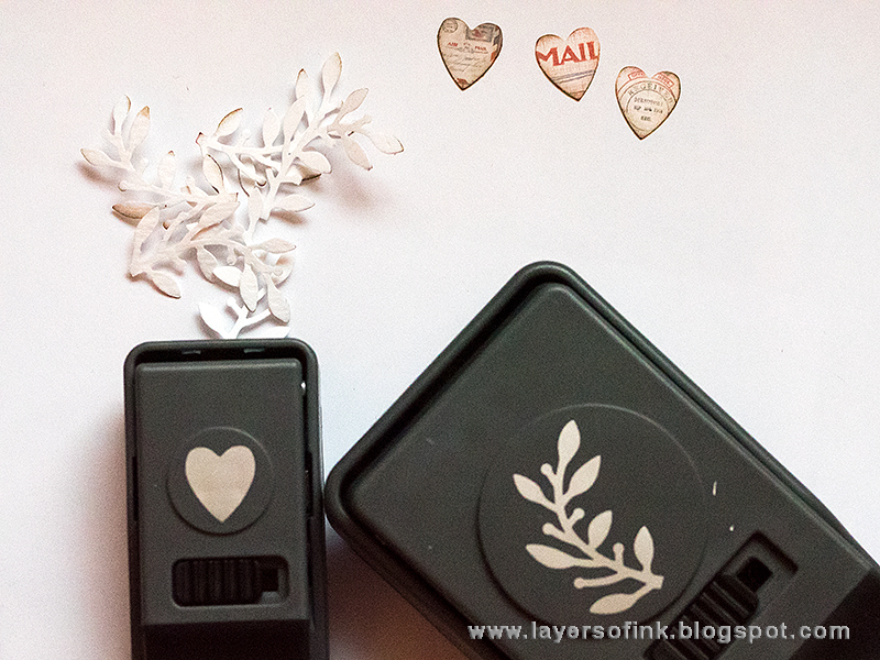 Love Tag With Inksheets: A Romantic MIY