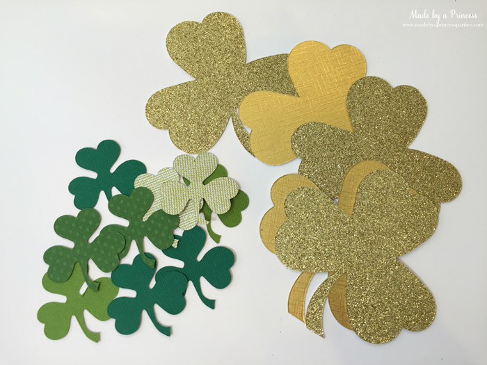 St. Patrick's Day Wreath: A Lucky Door Decoration