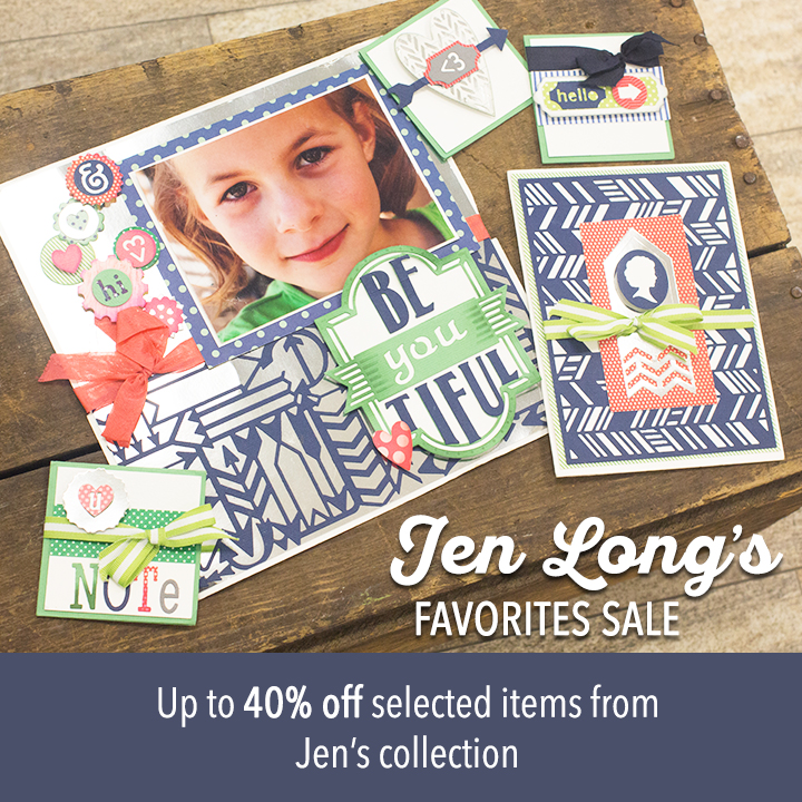 Valentine's Makes With Jen Long's Favorites