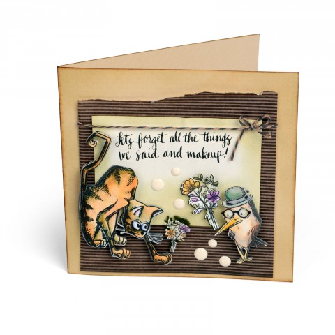 Available Now At Sizzix.com: Tim Holtz's Newest Collection