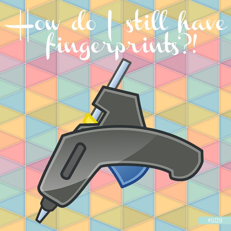 How do I still have fingerprints-!