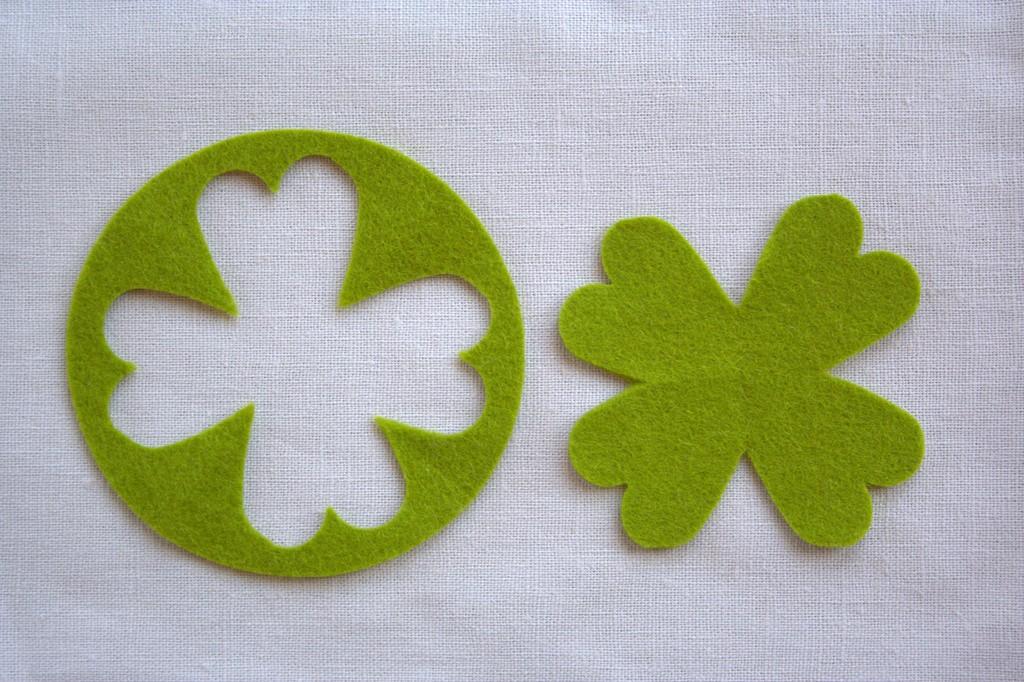 St. Patrick's Day Lucky Love Reversible Table Runner