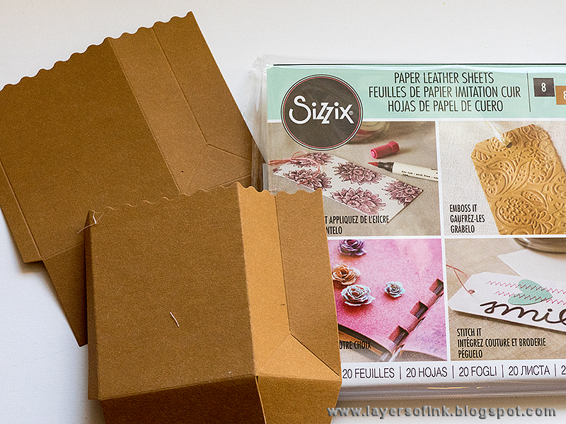 Cupcake Gift Box: A Sweet DIY