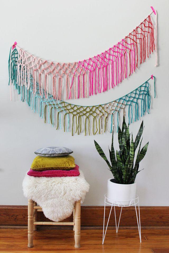 macrame yarn