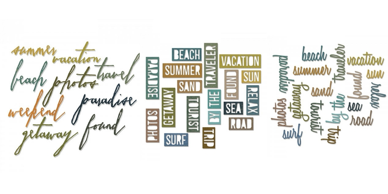 Tim Holtz's Summer Collection Available Now At Retailers