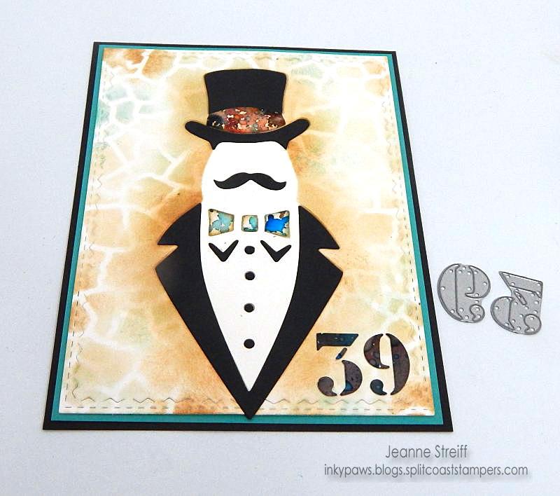 Birthday Card: Make it a Dapper One!