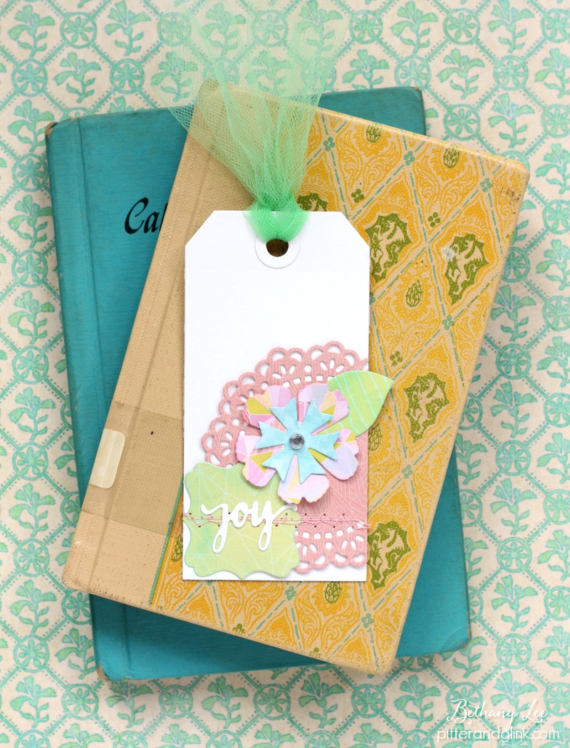 Mix & Match Layered Floral Gift Tags