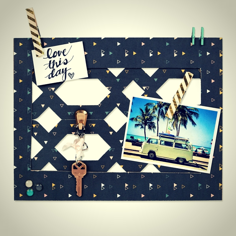 Memo Board Complete with Filter