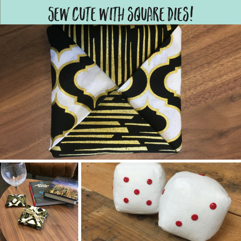 Sew Cute with Circle dies! (1)