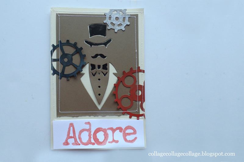 Make Dad a Dapper Father's Day Card This Year!