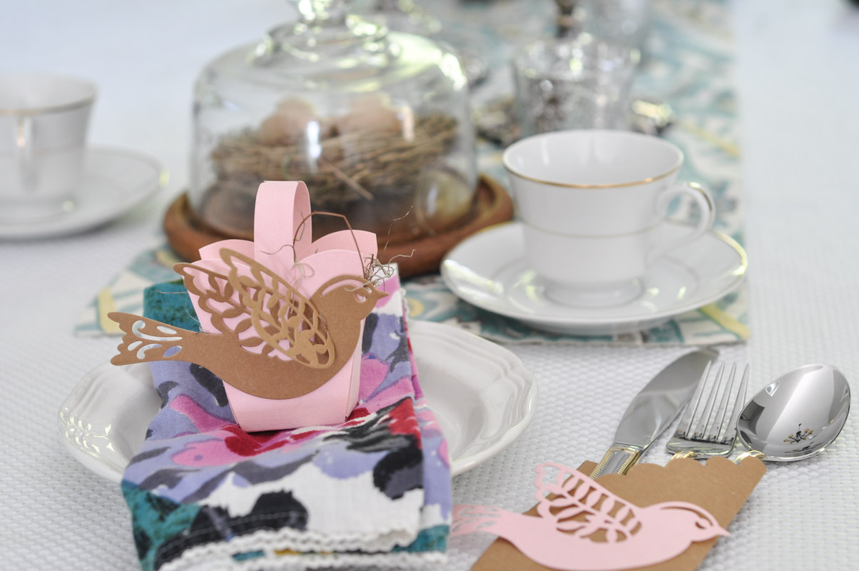 Tea for Two with Sharyn Sowell's Garden Party Collection!