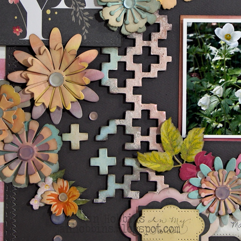 Scrapbook Layout: Celebrate Today!