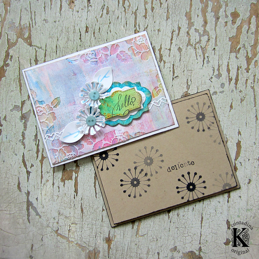 Cardmaking Techniques: Stamping, Stenciling & Mixed Media