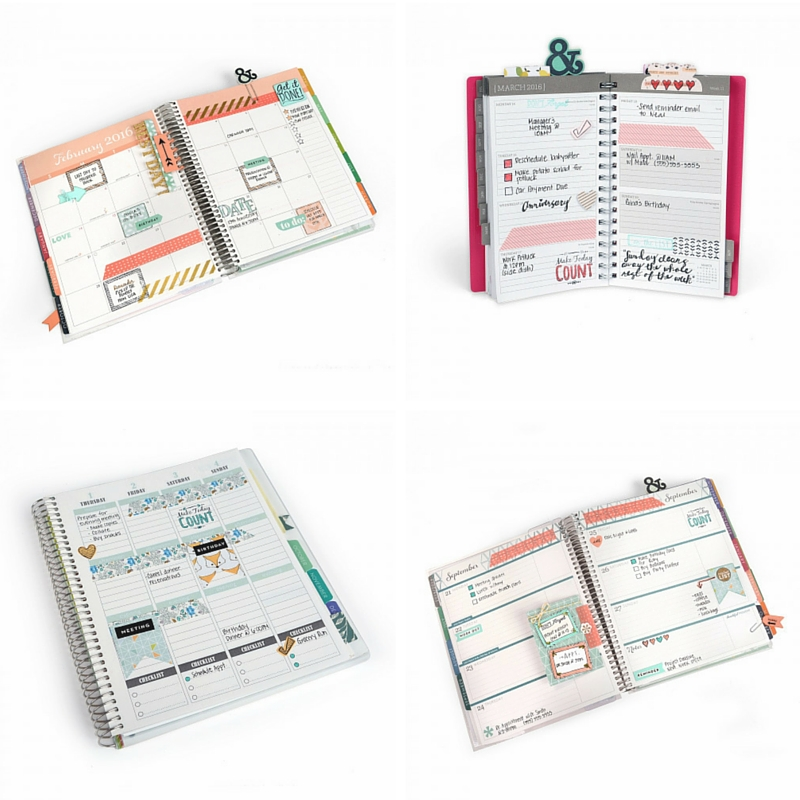 coming soon planner pages