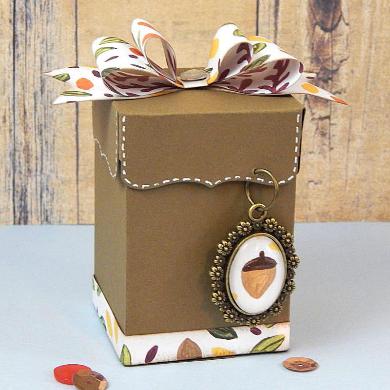 Fall Box Sizzix Jeanne_Streiff