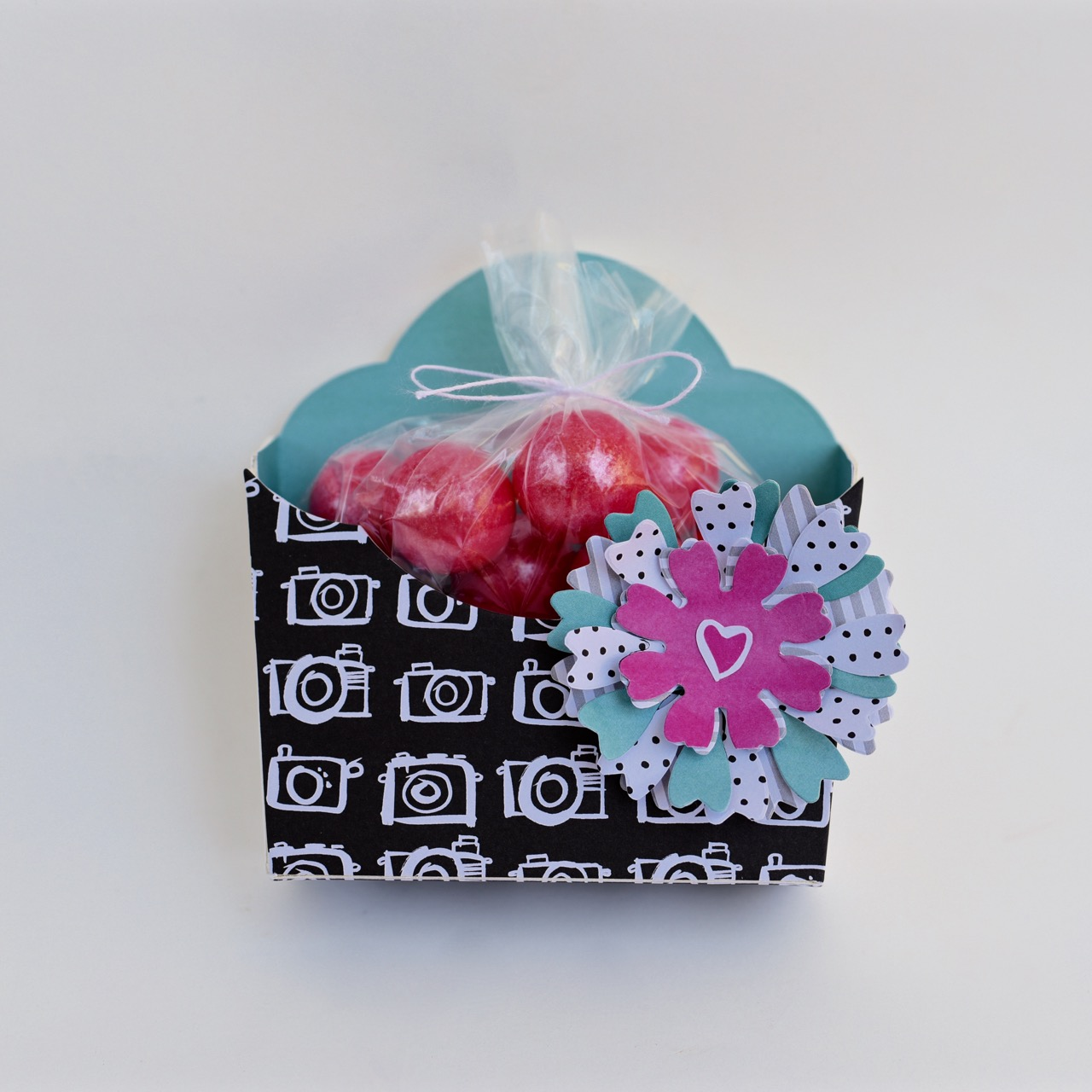 Flower Treat Box: A Great Gift for a Friend!