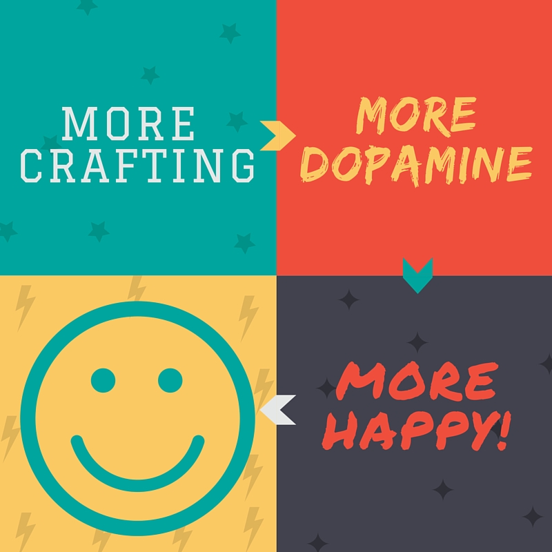 Your Brain on Crafting: 5 Amazing Science-Backed Benefits of Making