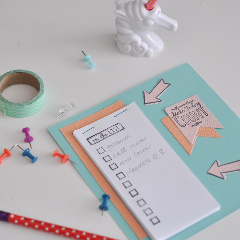 Make Today Count With This DIY To-Do List
