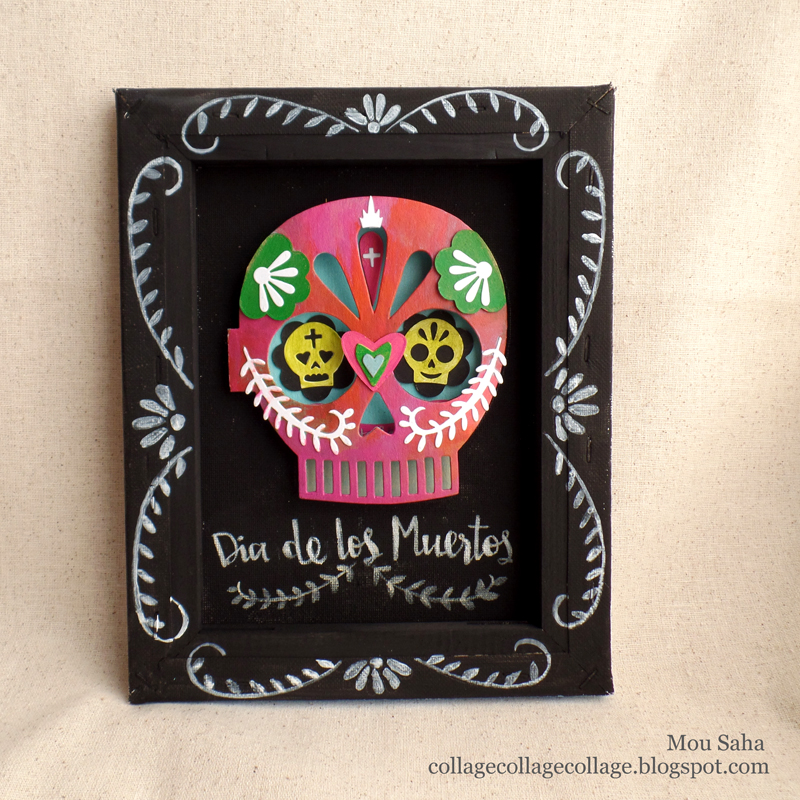 Celebrate Dia de los Muertos With This Beautiful Sugar Skull Make!