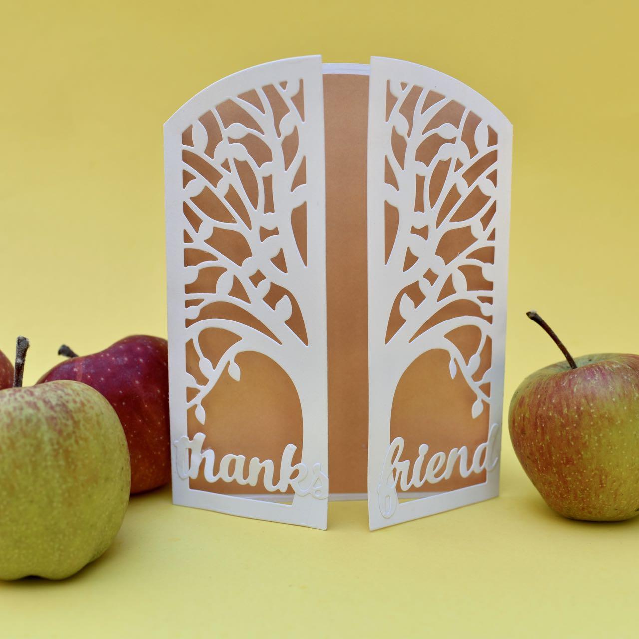tree card 5