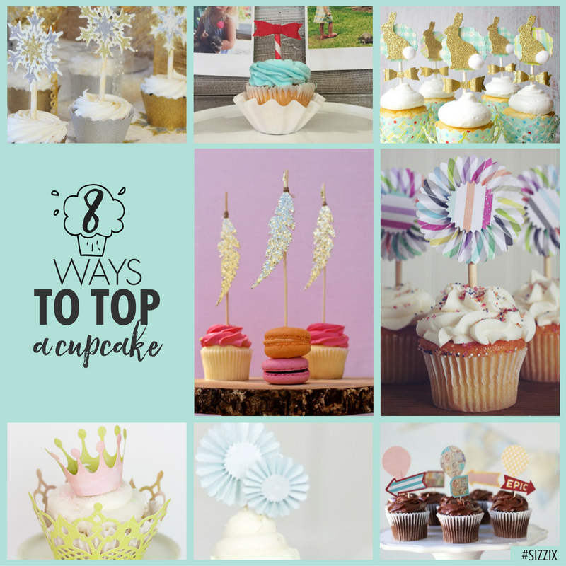 8 Ways to Top a Cupcake for National Cupcake Day